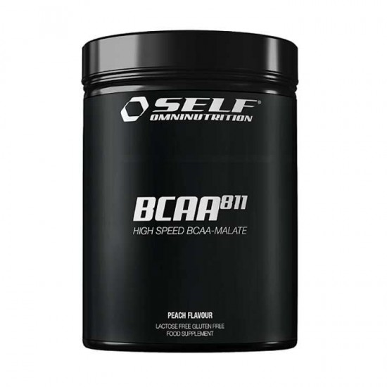 Bcaa 8:1:1 500gr - Self Omninutrition / Αμινοξέα