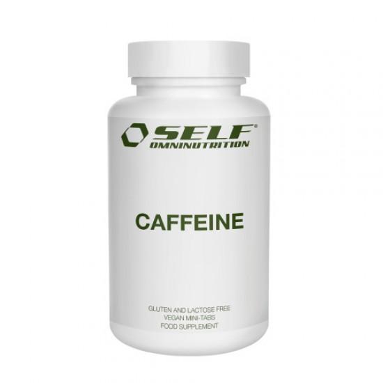Caffeine 200mg 100 ταμπλέτες - Self / Καφεΐνη
