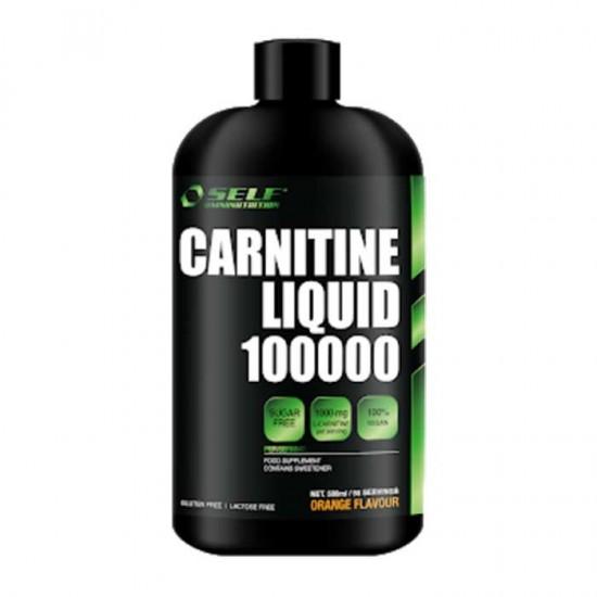Carnitine Liquid 100.000 500ml - Self