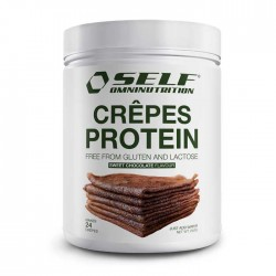 Crepes Protein 240gr - Self / Υγιεινές Τροφές