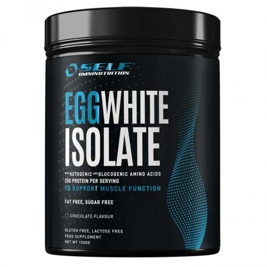 Egg White Isolate 1kg - Self / Πρωτεΐνη 84% από ασπράδι αυγού