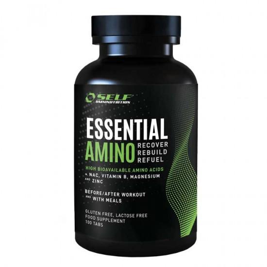 Essential Amino 100 tabs - Self Omninutrition