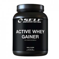 Active Whey Gainer 2Kg - SELF / Πρωτεϊνη Όγκου
