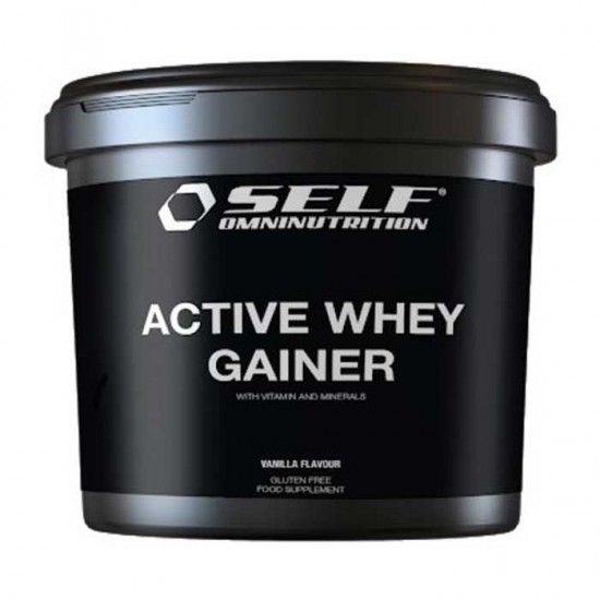 Active Whey Gainer 4Kg - SELF / Πρωτεϊνη Όγκου