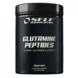 Glutamine Peptides 300gr - Self Omninutrition / Γλουταμίνη Πεπτίδια - GLN PEP