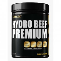 Hydro Beef Premium Isolate 750γρ - Self Omninutrition / Πρωτεΐνη 91% από βοδινό