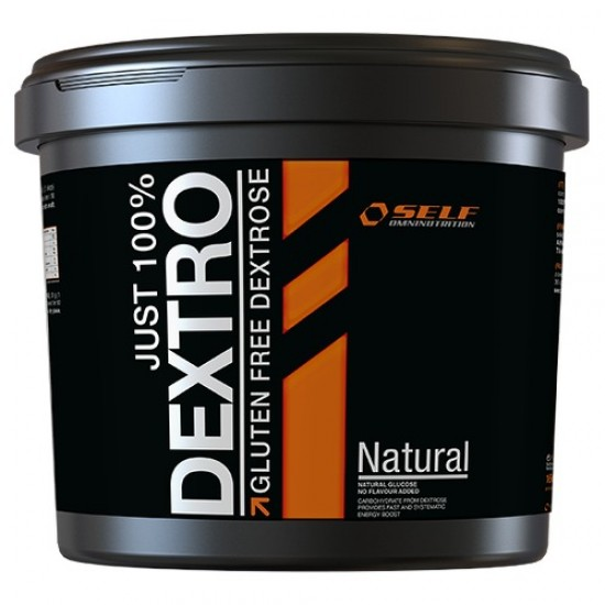 Just Dextro  2kg Δεξτρόζη - Self / Υδατάνθρακας