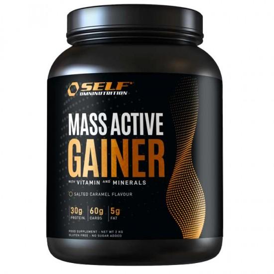 Mass Active Gainer 2kg - Self Omninutrition