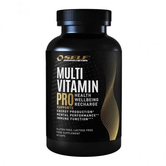 Multi Vitamin 60 κάψουλες - Self / Πολυβιταμίνη - Βιταμίνες / 100% VEGAN