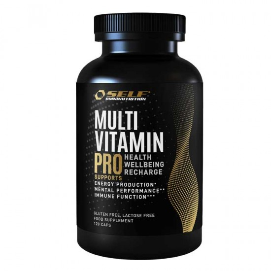 Multi Vitamin 120 κάψουλες - Self / Πολυβιταμίνη - Βιταμίνες / 100% VEGAN