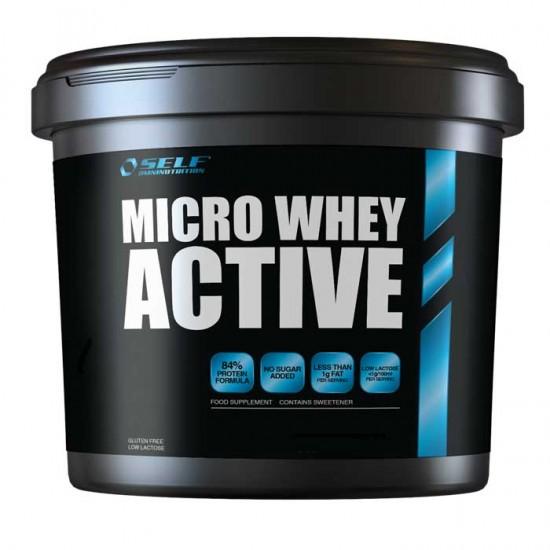 Micro Whey Active 2Kg - SELF / Πρωτεϊνη Γράμμωσης 84%