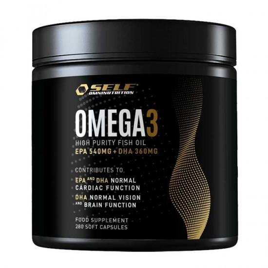 Omega 3 Fish Oil  280 κάψουλες - Self / Λιπαρά Οξέα