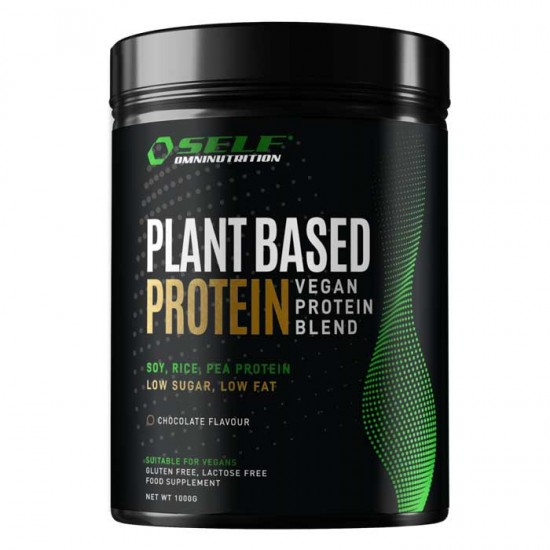 Plant Based Protein 1kg - Self Omninutrition