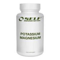 Potassium & Magnesium Citrate 230/300mg 120 κάψουλες Self / Βιταμίνες Μέταλλα