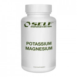 Potassium & Magnesium 230/300mg 120 κάψουλες Self / Βιταμίνες Μέταλλα