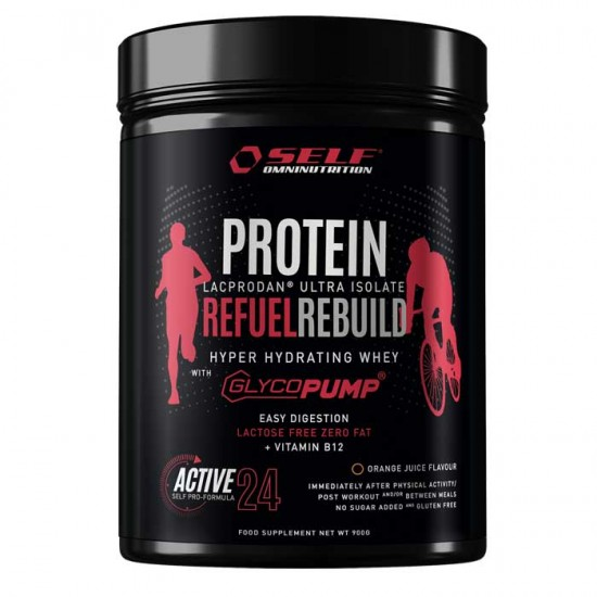 Protein Refuel Rebuild 900g - Active24 series SELF