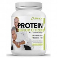 Protein Senior Citizen 500γρ - Self Omninutrition / Πρωτεΐνη Ηλικία 50+