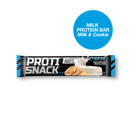 Proti Snack Protein Bar 45gr - Self Omninutrition / Μπάρα Πρωτεΐνης