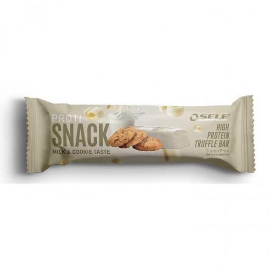 Proti Snack Protein Bar 45gr - Self Omninutrition / Μπάρα Πρωτεΐνης