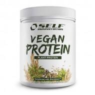 Vegan Protein 500γρ (Βρώμη, Ρύζι, Κάνναβη, Λιναρόσπορος) - Self Omninutrition / Πρωτεΐνη Βίγκαν