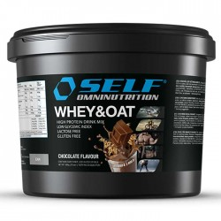 Whey & Oat 900γρ - Self Omninutrition / Πρωτεϊνη με Βρώμη