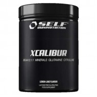 Xcalibur 400γρ, BCAA 12:1:1 Glutamine Citrulline - Self Omninutrition / Φόρμουλα Αμινοξέων Αντοχής - Δύναμης