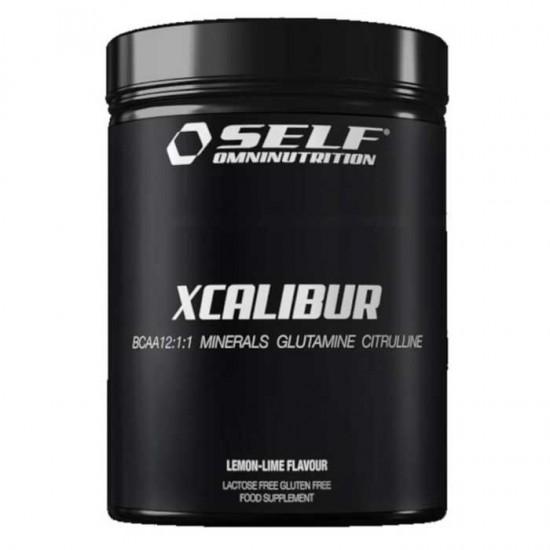 Xcalibur 400γρ,BCAA 12:1:1 Glutamine Citrulline - Self Omninutrition / Φόρμουλα Αμινοξέων Αντοχής - Δύναμης
