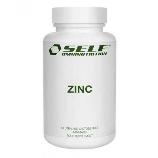 Zinc 100 tabs - Self / Ψευδάργυρος