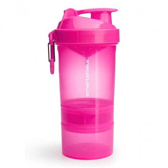 Protein Shaker Original 2GO 600ml - SmartShake / Σέικερ Πρωτεΐνης Διασπώμενο
