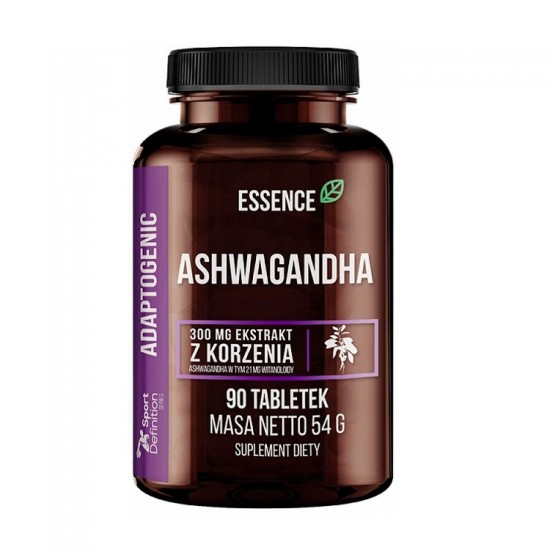 Ashwagandha Root Extract 90tbs - Essence Nutrition