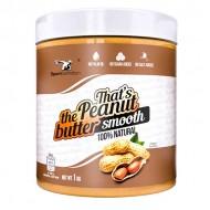 That's the Peanut Butter 1kg - Sport Definition / Φυστικοβούτυρο