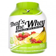 That's the Whey 2.27Kgr - Sport Definition