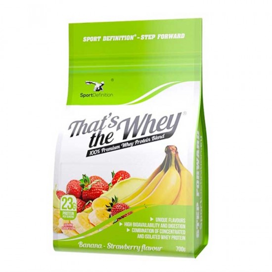 Thats the Whey 700g - Sport Definition