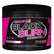 Black Burn Micronized 300gr - Stacker 2