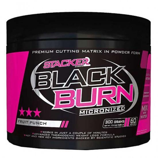 Black Burn Micronized 300gr - Stacker 2
