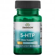 5-HTP 200mg Maximum Strength 60 vcaps - Swanson