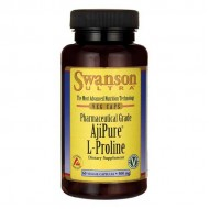 AjiPure L-Proline 500mg 60 caps - Swanson