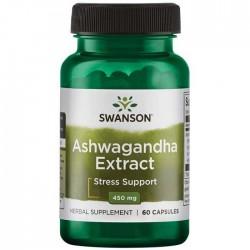 Ashwagandha Extract 450mg 60 caps - Swanson