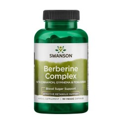 Berberine Complex 90vcaps - Swanson