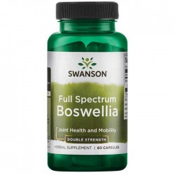 Boswellia Double Strength 60 caps - Swanson / Αρθρώσεις