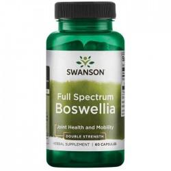 Boswellia Double Strength 60 caps - Swanson / Αρθρώσεις