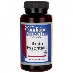 Brain Essentials - 60 vcaps - Swanson