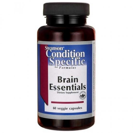 Brain Essentials - 60 vcaps - Swanson