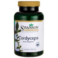 Cordyceps, 600mg - 120 caps - Swanson