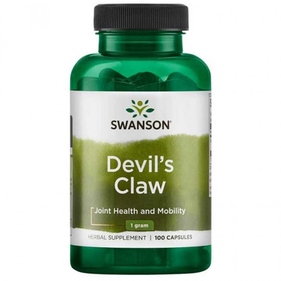 Devil's Claw 100 caps - Swanson