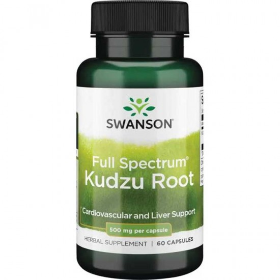 Kudzu Root Spectrum 60 caps - Swanson