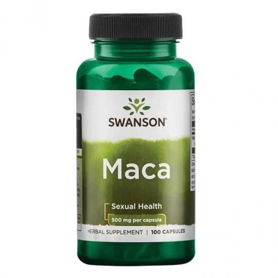 Maca Full Spectrum 100 caps - Swanson