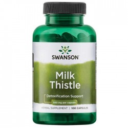 Milk Thistle 100 caps - Swanson