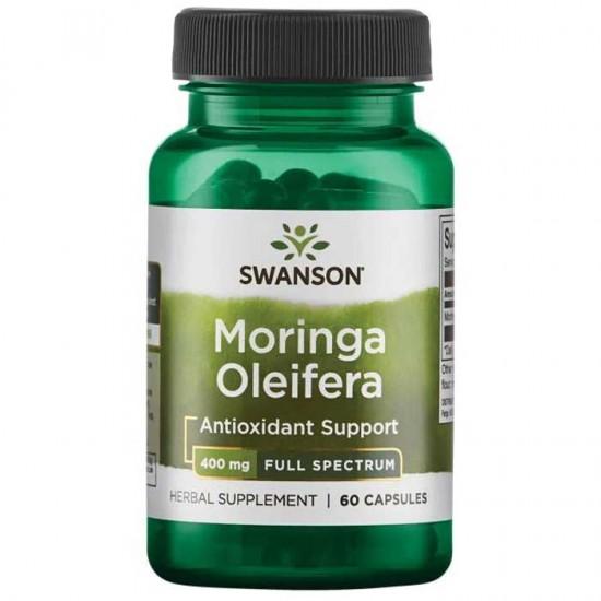 Moringa Oleifera 400mg 60 caps - Swanson