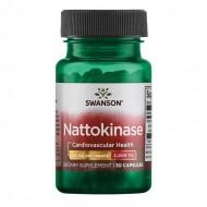 Nattokinase 100mg 30 caps - Swanson